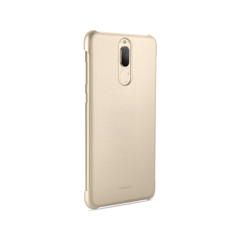Husa Originala Huawei Mate 10 Lite Plastic Auriu