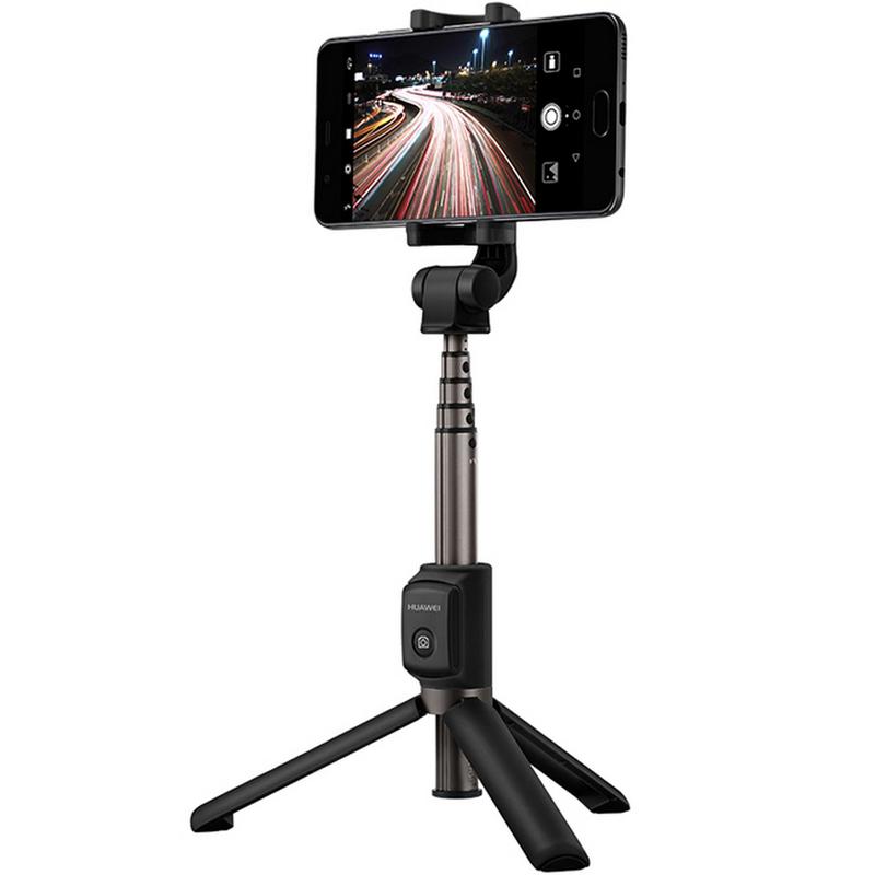 Suport Selfie Huawei AF15 Versiunea Wireless - Negru