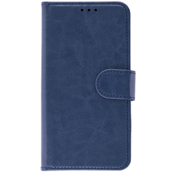 Husa Twin Book Huawei P20 Flip Albastru