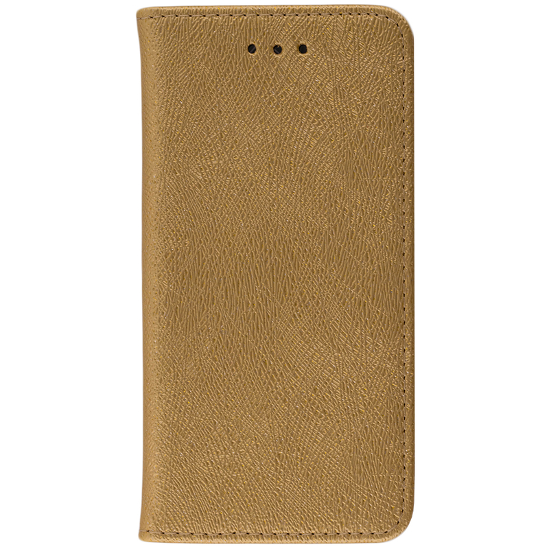 Husa iPhone 7 Flip Forcell Magic Book Auriu