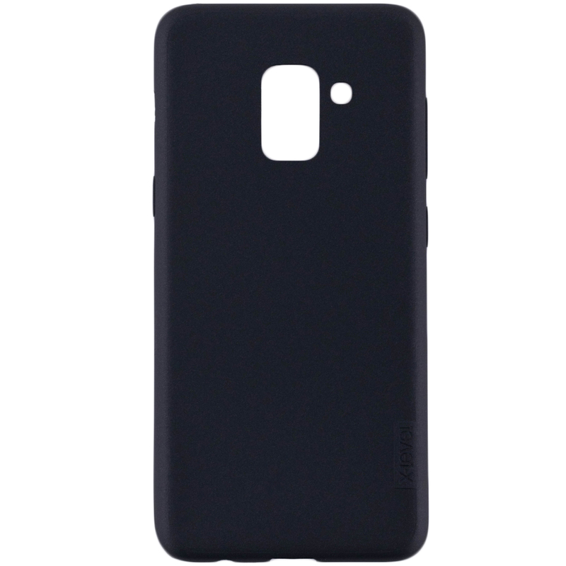 Husa Samsung Galaxy A8 2018 A530 X-Level Guardian Full Back Cover - Black
