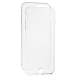 Husa iPhone 8 TPU UltraSlim 360 Transparent