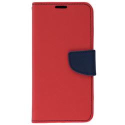 Husa Motorola Moto G5S Flip Rosu MyFancy