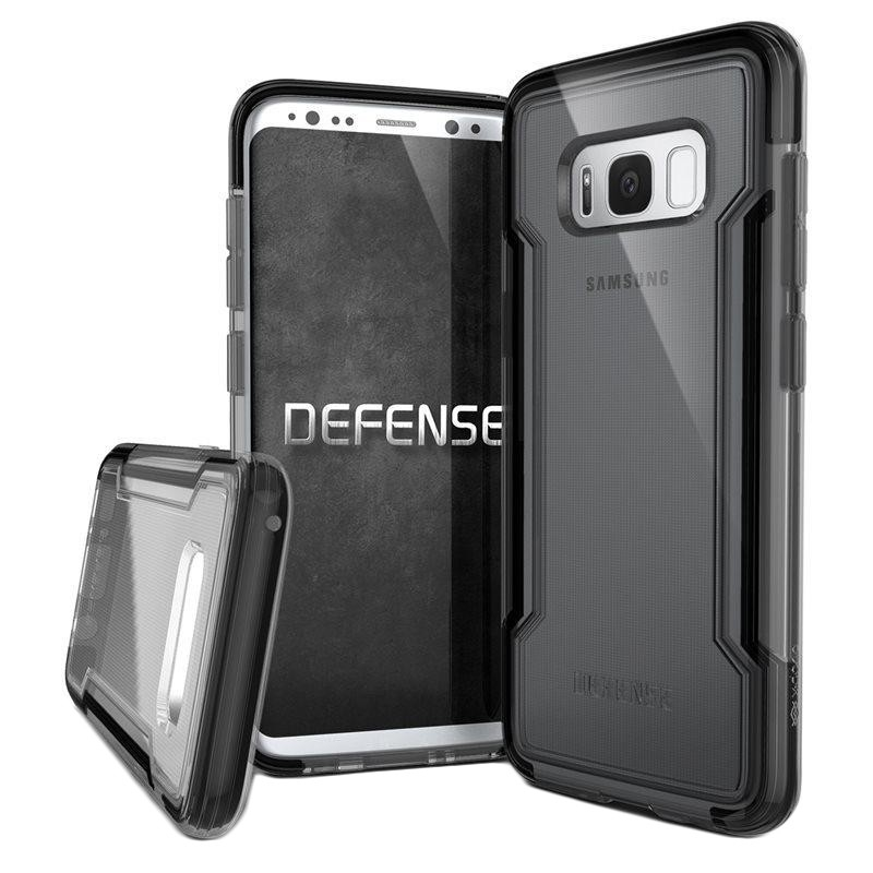 Husa Samsung Galaxy S9 X-Doria Defense Clear - Black