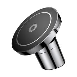 Suport Auto Magnetic Baseus Big Ears Cu Incarcare Wireless Pentru Telefon - Negru