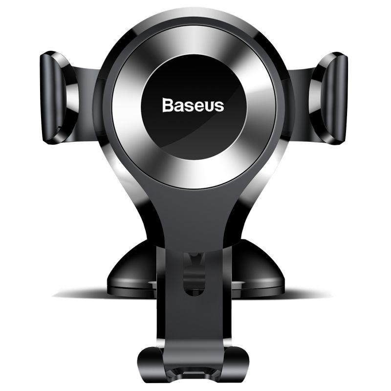 Suport Auto Baseus Osculum Series Pentru Telefon - Negru