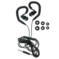 Handsfree In-Ear Blue Star Sport SP-80 Jack 3.5mm - Negru