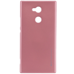 Husa Sony Xperia XA2 ULTRA Mercury i-Jelly TPU - Rose Gold