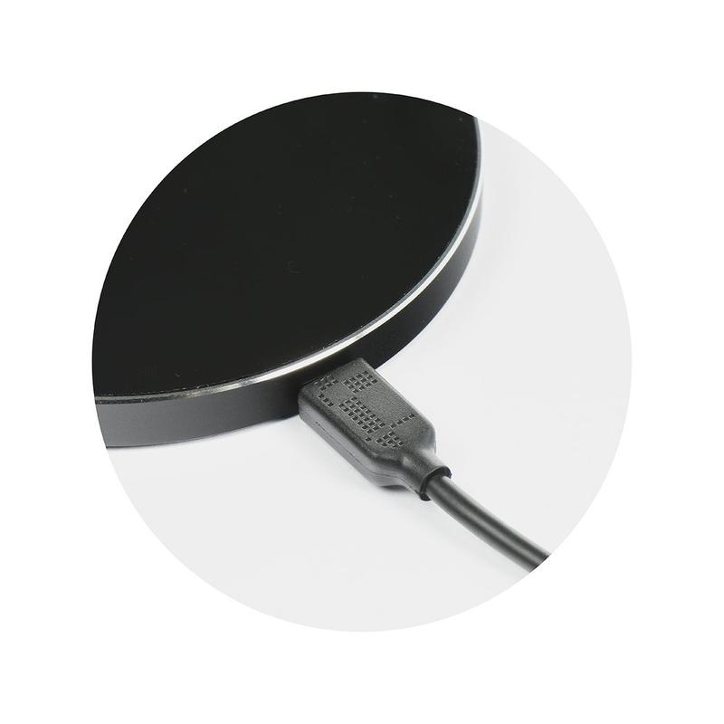 Incarcator Wireless KD01 - Black
