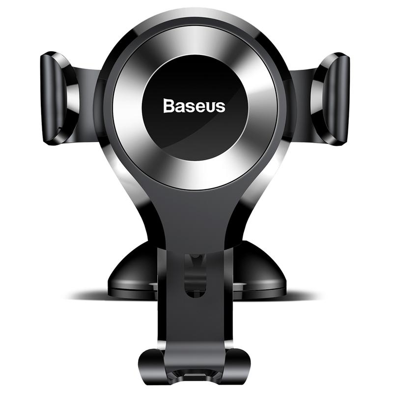 Suport Auto Baseus Osculum Series Pentru Telefon - SUYL-XP0S - Argintiu