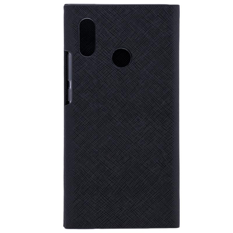 Husa Huawei P20 Lite Flip Bravo Negru