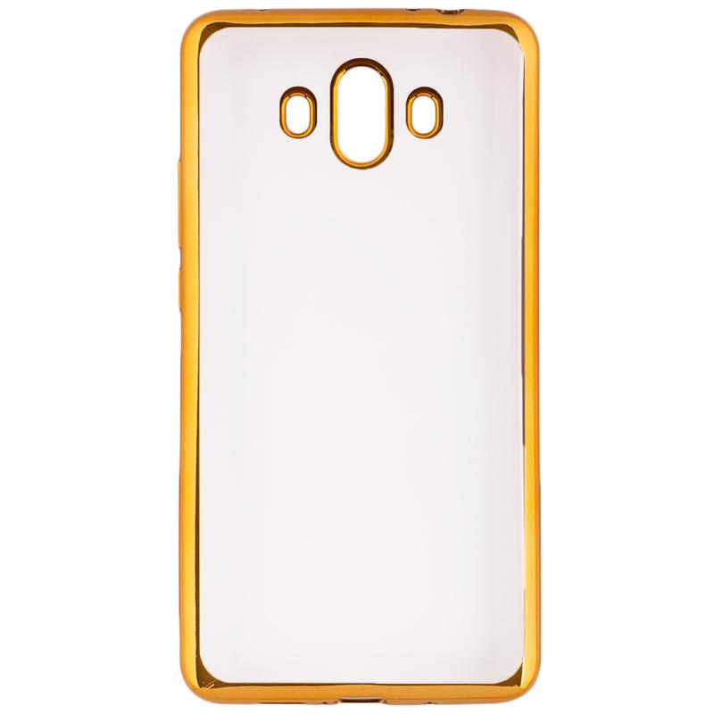 Husa Huawei Mate 10 TPU Electro Gold