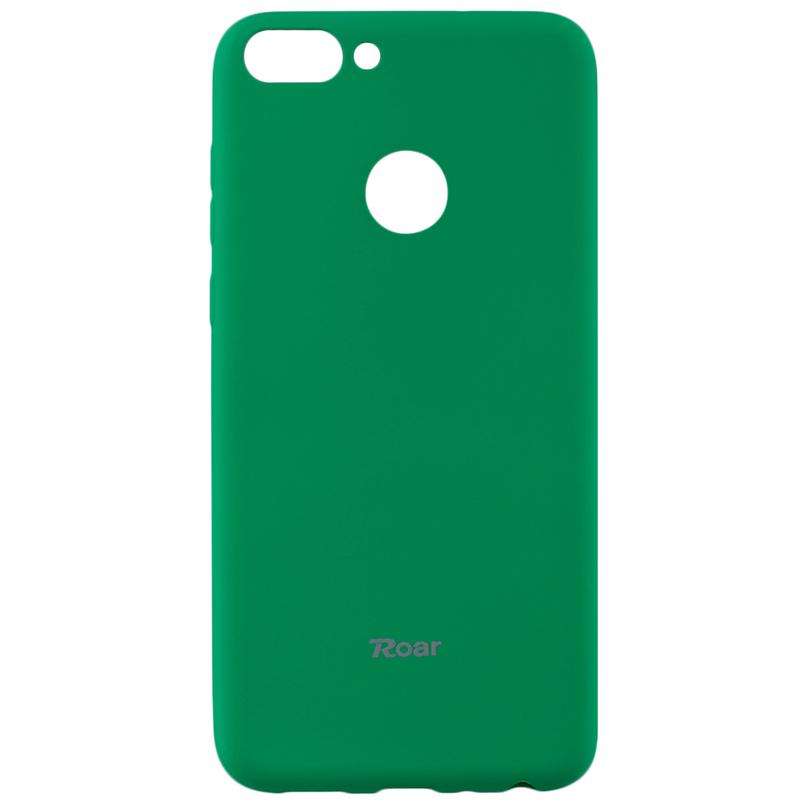 Husa Huawei P Smart Roar Colorful Jelly Case Mint Mat