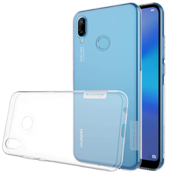 Husa Huawei P20 Lite Nillkin Nature UltraSlim Transparent