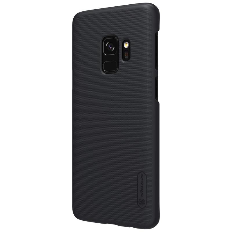 Husa Samsung Galaxy S9 Nillkin Frosted Black