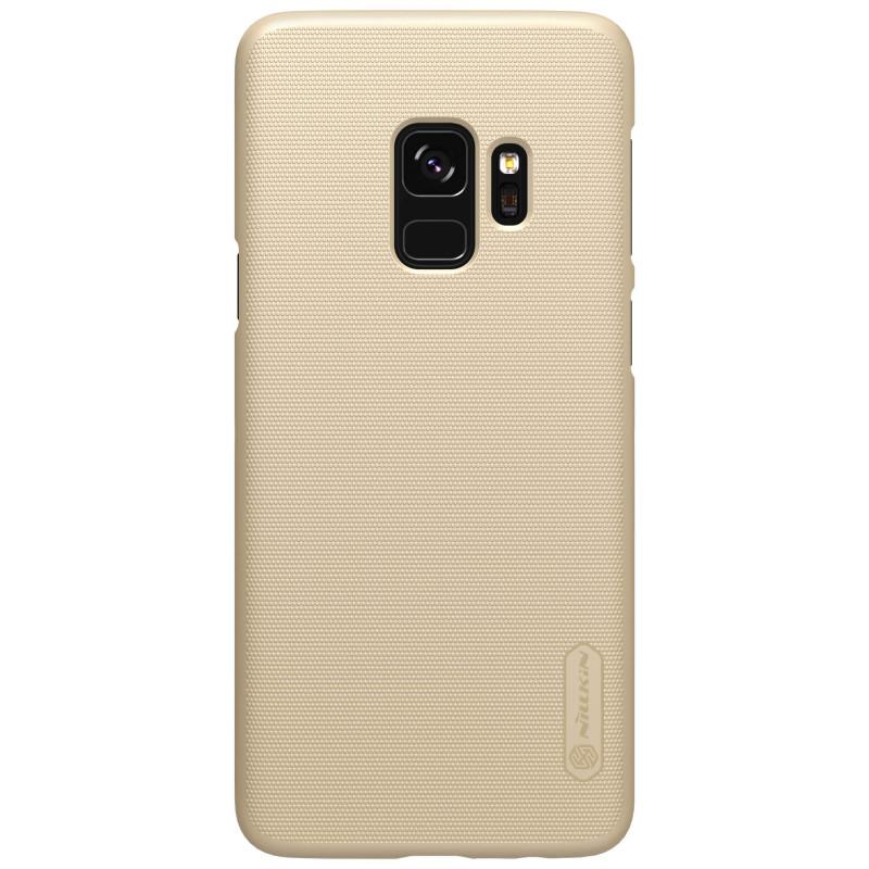 Husa Samsung Galaxy S9 Nillkin Frosted Gold