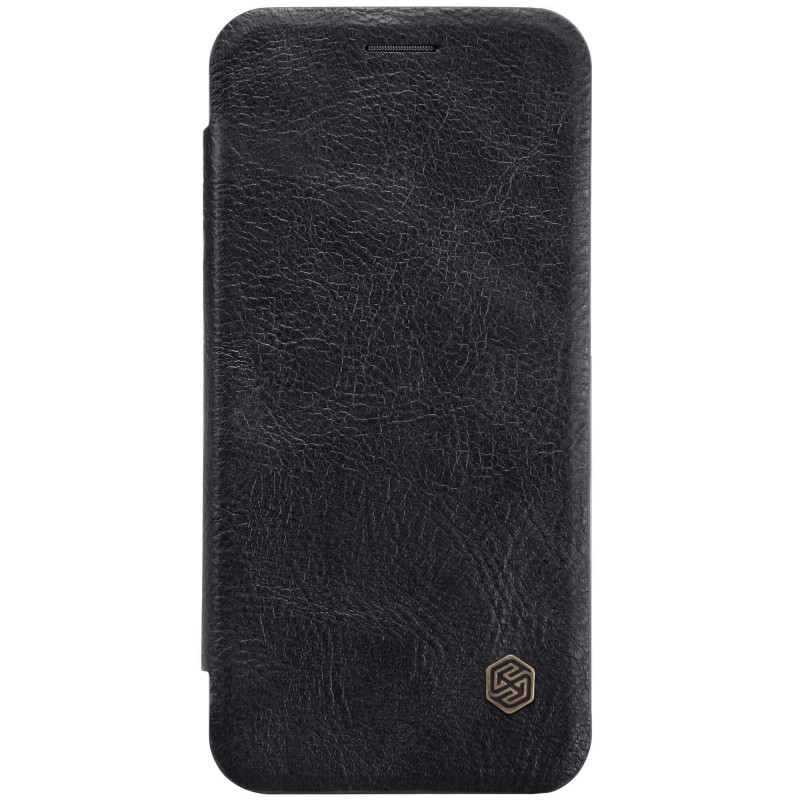 Husa Huawei P20 Lite Flip Nillkin QIN Negru