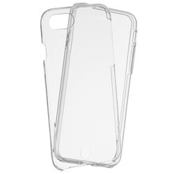 Husa Apple iPhone 8 FullCover 360 - Transparent