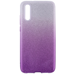 Husa Huawei P20 Gradient Color TPU Sclipici - Mov