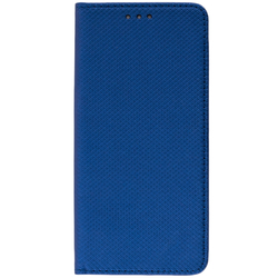 Husa Smart Book Huawei P20 Lite Flip Albastru