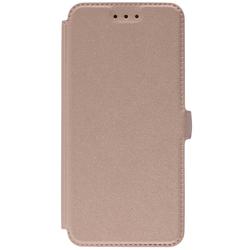 Husa Pocket Book Huawei P20 Flip Auriu