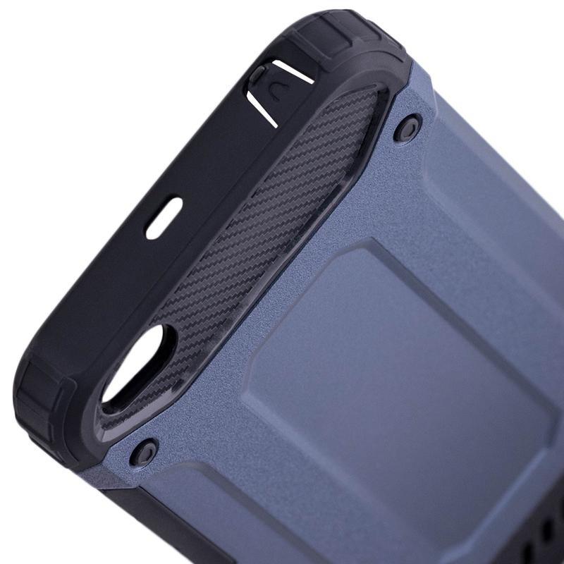 Husa Xiaomi Redmi 5A Mobster Hybrid Armor - Albastru