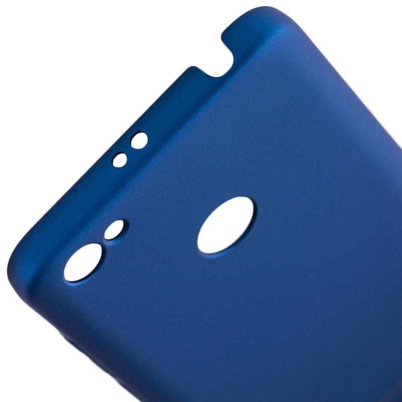 Husa Xiaomi Redmi Note 5A MSVII Ultraslim Back Cover - Blue