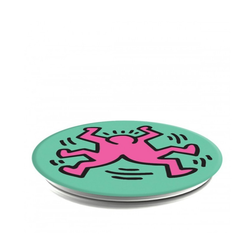 Popsockets Original, Suport Cu Functii Multiple - Torn by Keith Haring