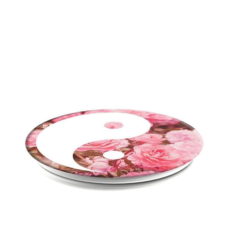 Popsockets Original, Suport Cu Functii Multiple - Yin Yang Roses