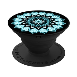 Popsockets Original, Suport Cu Functii Multiple - Peace Mandala Sky