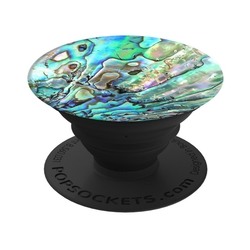 Popsockets Original, Suport Cu Functii Multiple - Faux Abalone