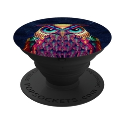 Popsockets Original, Suport Cu Functii Multiple - Owl