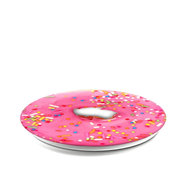 Popsockets Original, Suport Cu Functii Multiple - Pink Donut