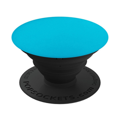 Popsockets Original, Suport Cu Functii Multiple - Aluminiu Blue