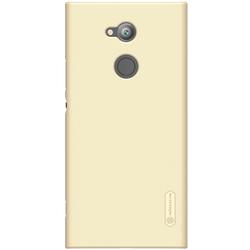 Husa Sony Xperia XA2 Nillkin Frosted Gold
