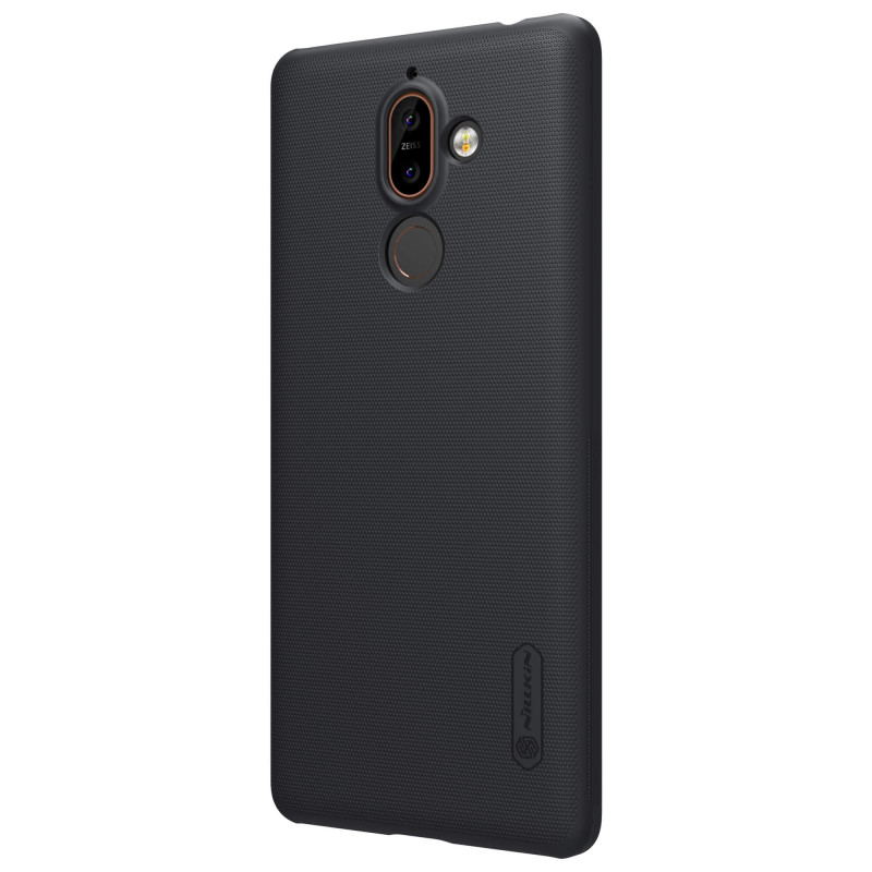 Husa Nokia 7 Plus Nillkin Frosted Black