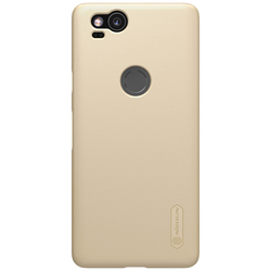 Husa Google Pixel 2 Nillkin Frosted Gold