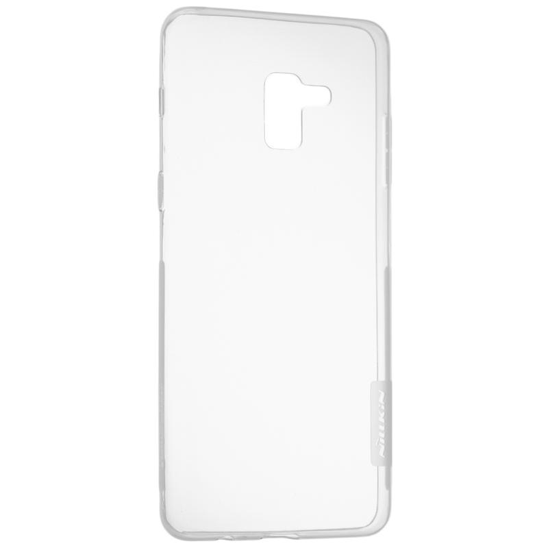 Husa Samsung Galaxy A8 2018 A530 Nillkin Nature UltraSlim Transparent