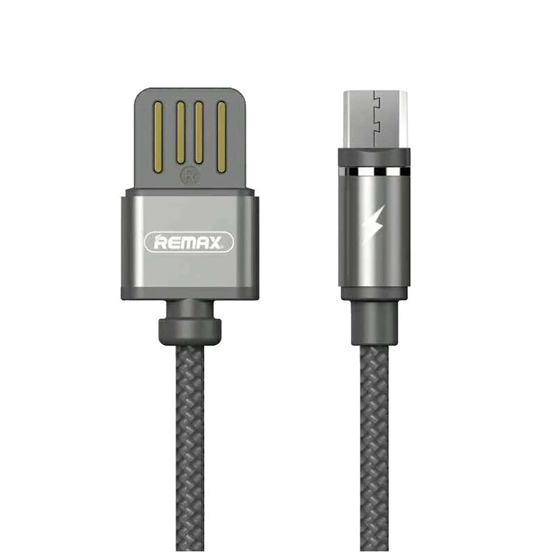 Cablu de date Micro-USB Remax RC-095m - Negru