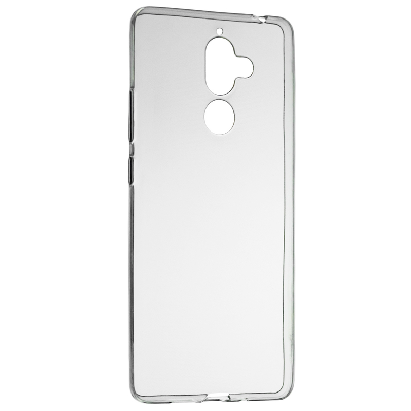 Husa Nokia 7 Plus TPU UltraSlim Transparent