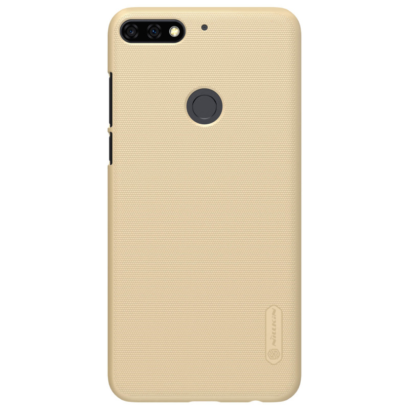 Husa Huawei Y7 Prime 2018 Nillkin Frosted Gold