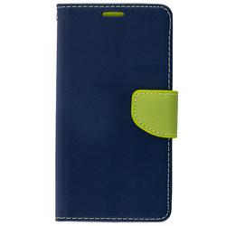 Husa Huawei Y6 2018 Flip Albastru-Verde MyFancy